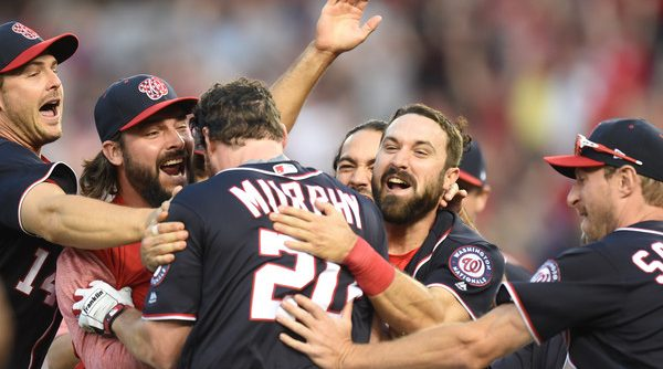 Nationals continue dominance of Mets